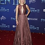 Kristen Bell at the Frozen 2 Premiere in Los Angeles