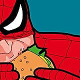 """Spider Food,"" Greg Guillemin"