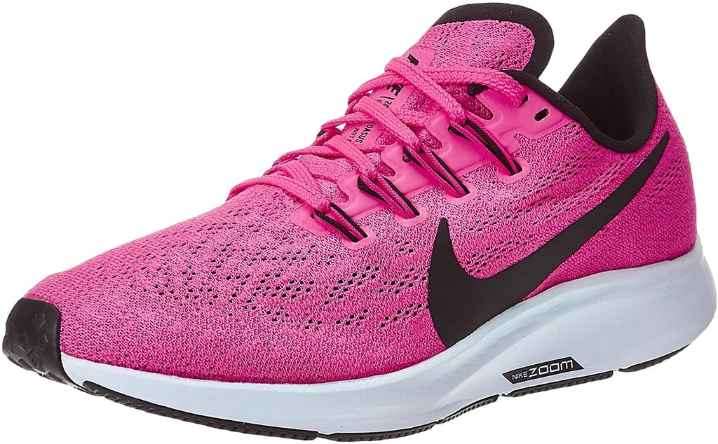For a Hot Pink Statement: Nike Women's Air Zoom Pegasus 36 Running Shoes