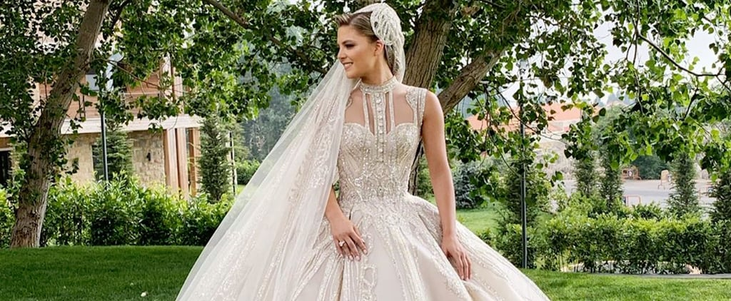 Elie Saab Jr.'s Wedding Photos 2019