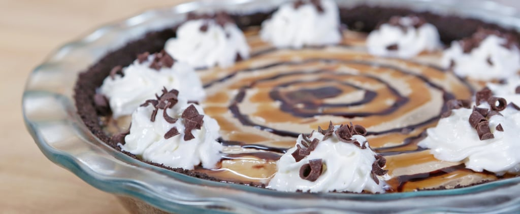 Transform a Starbucks Frappuccino Into a No-Bake Cheesecake