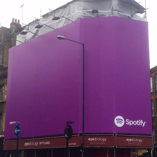 What Do Spotify's Purple Ads Mean?