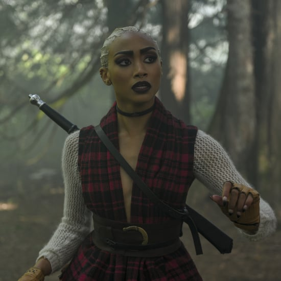 Tati Gabrielle Does Her Own Hair While Filming CAOS