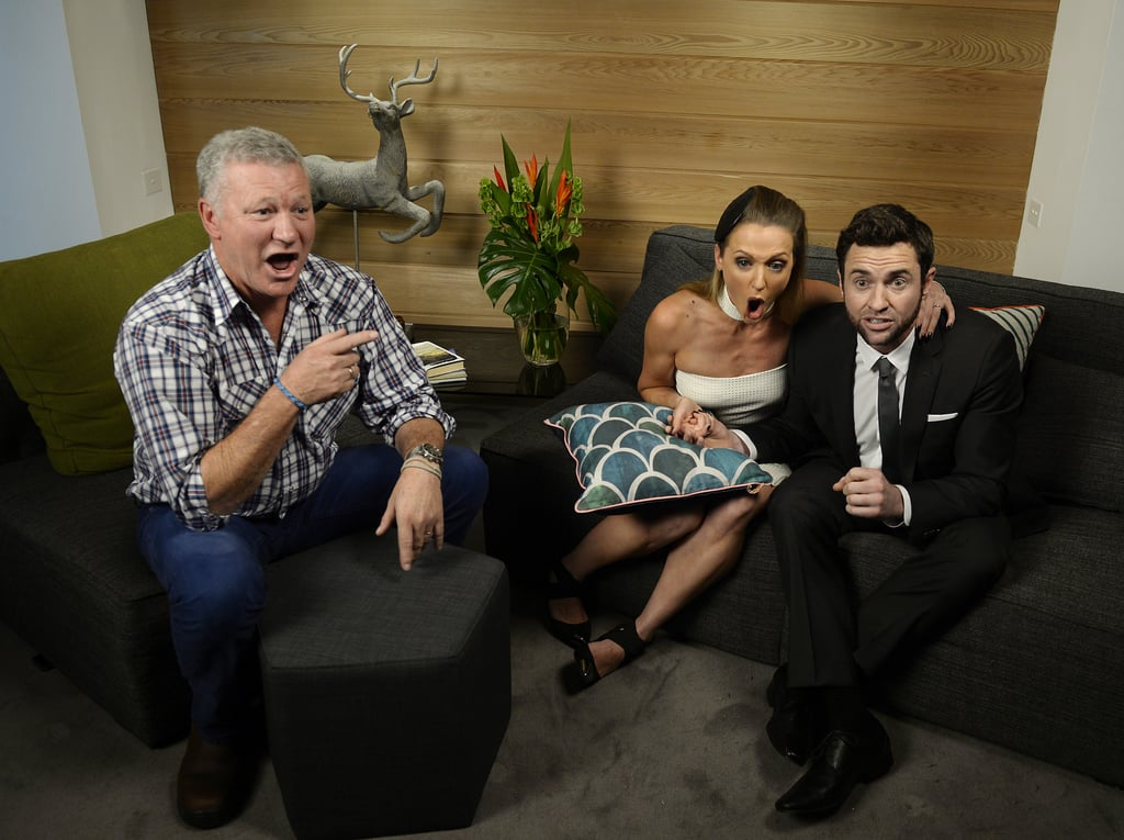 "Source: Channel Nine PS: I spoke to you a couple of weeks ago, Chantelle, and I loved hearing that 70 percent of viewers likes your place best — you didn't see that anywhere in the media. . . Chantelle: No, that's right, and you know what — social media is a form of media and how would those people know? The show, the editorial, the judging or whatever, it doesn't indicate that it would be possible [that their apartment is most popular]. Scotty Cam said to us before the auction, ""I've been taking through private tours and most of the people that look at the apartments say they like yours the best."" We heard that from Keith, as well, we heard that from the media night, and we heard it a lot to our face as well. But you're not sure about those ones because they might just be nice to your face! [Laughs]. The biggest thing people were saying was how homely it felt, and how big and they thought it just felt so beautiful. They had an emotional attachment to ours, and they did say at auction that that's what people are willing to fight for. As soon as you can picture yourself living somewhere, you've got a commitment. PS: A home has to have a certain feel about it. . . Chantelle: Yeah! And our buyer — this is the coolest thing — we're not surprised that some people put a negative spin, ""Oh, they only won because they were last at auction,"" but while our buyer's agent bid on three of the different apartments, the actual client didn't bid on any others — they wanted to win ours."
