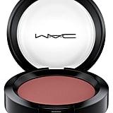 Mac in Monochrome Diva Collection Powder Blush in Diva Don't Care