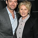 Hugh Jackman and Deborah Furness