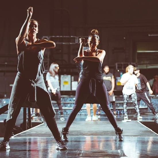 Jennifer Lopez Fitness Inspiration