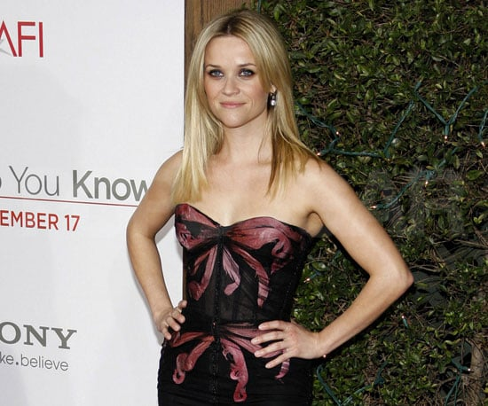 Slide Picture of Reese Witherspoon at the LA Premiere of How Do You Know