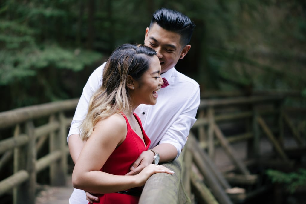 Forest Engagement Photos