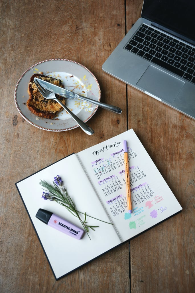 Find a Place to Keep Your Journal in Constant View