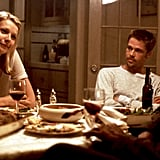 Gwyneth Paltrow and Brad Pitt, Seven