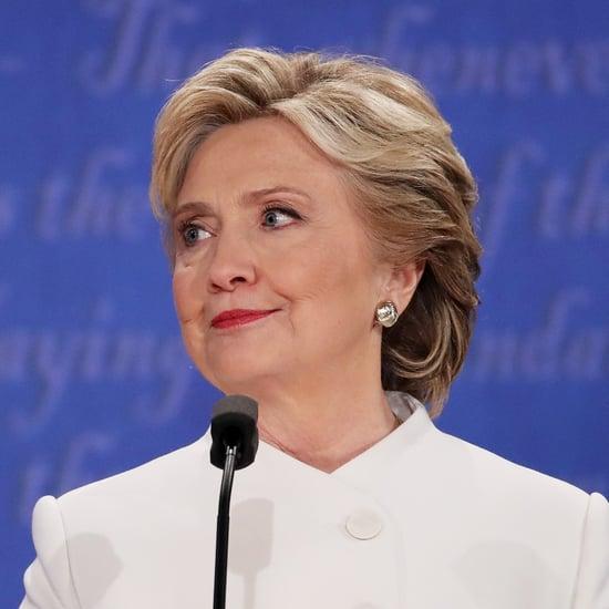 Hillary Clinton Responds to Trump Criticising Her Book