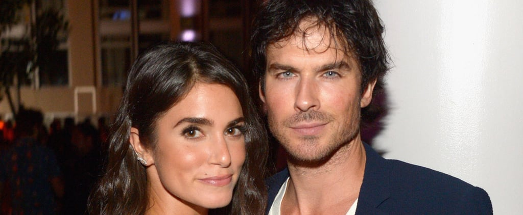 Ian Somerhalder Steps Out With Nikki Reed After The Vampire Diaries Announces Its Final Season