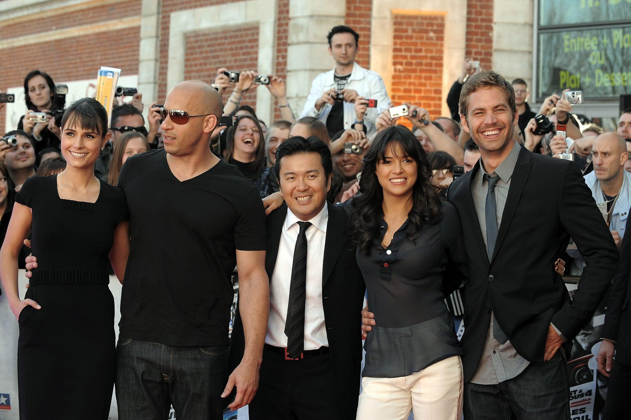 Furious 7 Cast Quotes About Paul Walker Popsugar Celebrity