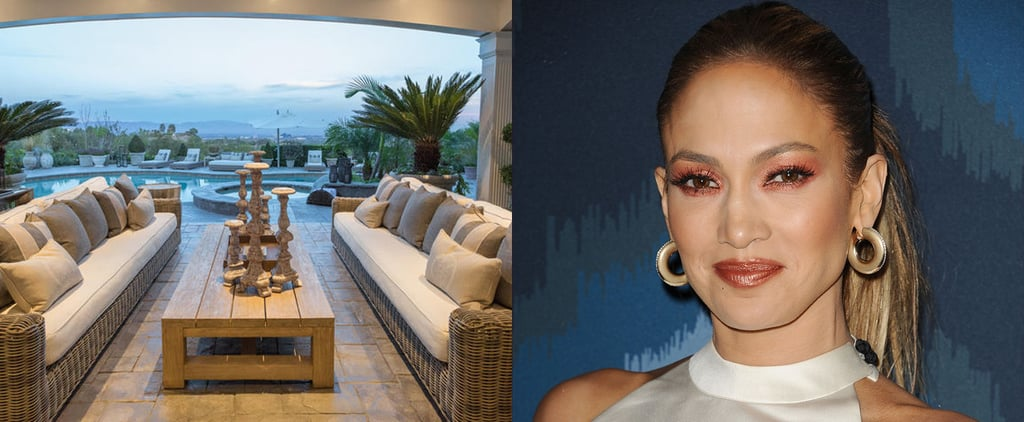 J Lo Is Selling the Outrageously Decked-Out Mansion She Bought With Marc Anthony