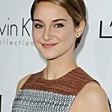 Shailene Woodley With a Pixie Cut