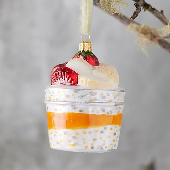 This Anthropologie Overnight Oats Ornament Is Too Cute