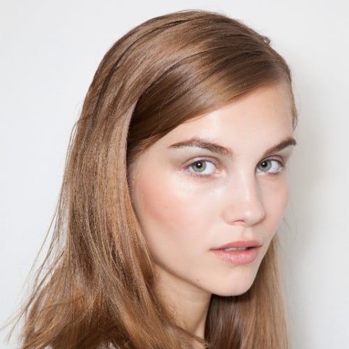 Derek Lam Hair and Makeup Spring 2013