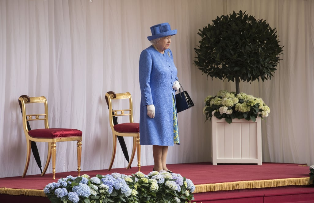 Keeping the Queen Waiting