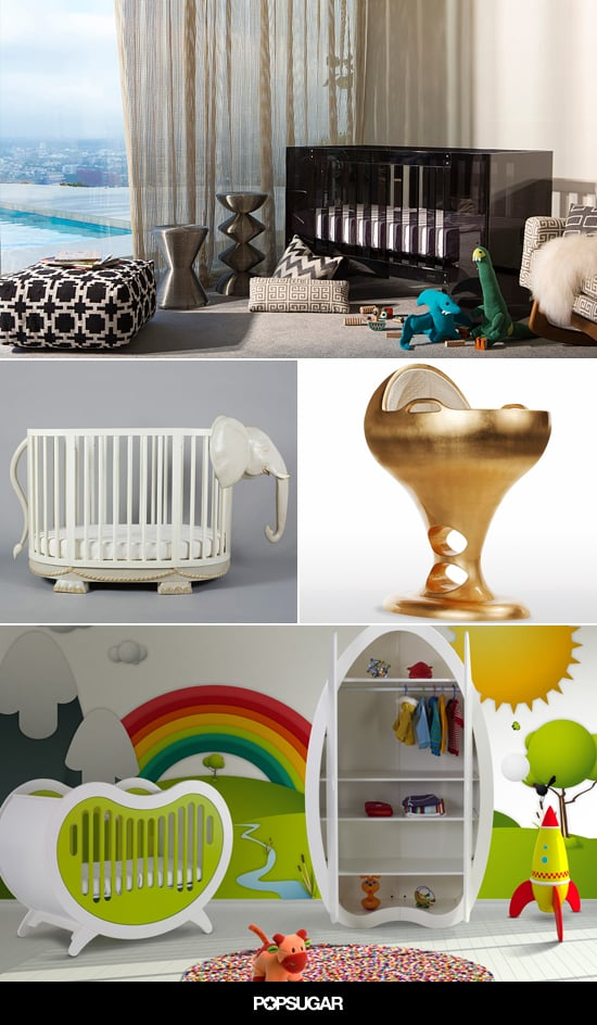 Unusual Baby Cribs