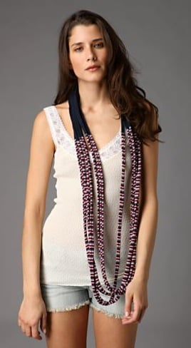 Free People Shredded Mobius Scarf: Love It or Hate It?