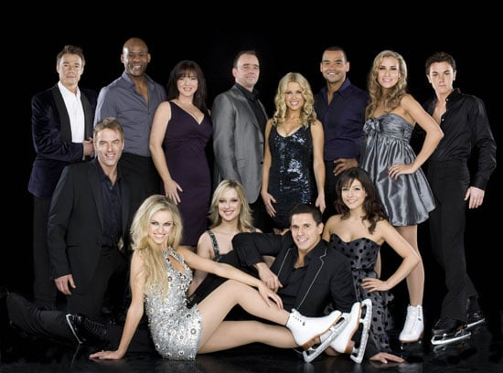 Photos of the Full Official Dancing on Ice Lineup 2009