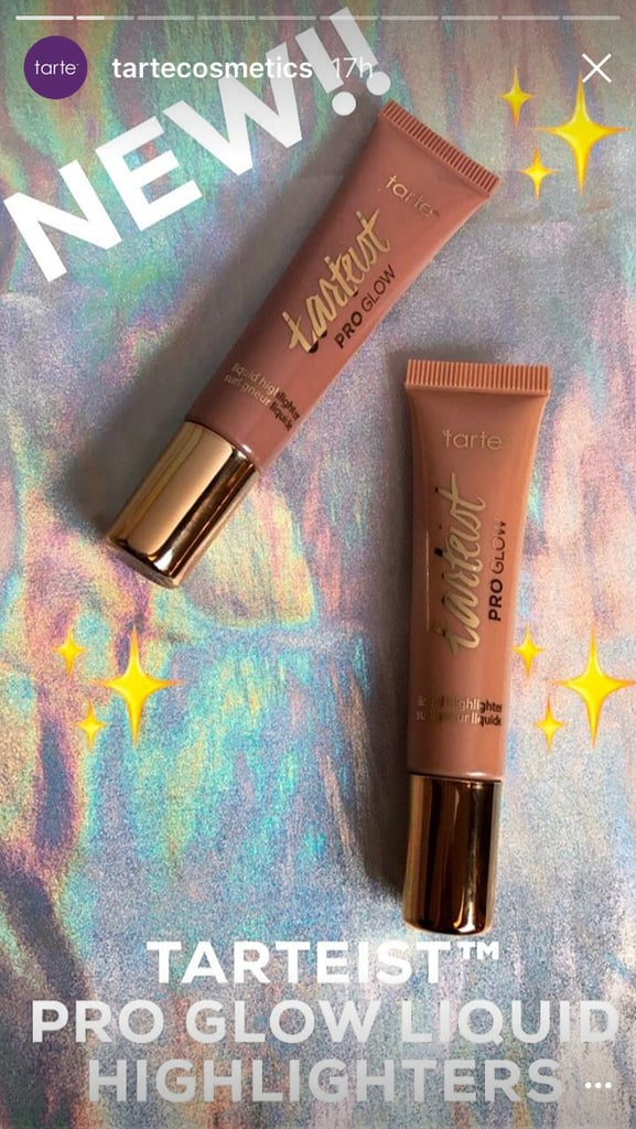 Tarte's New Liquid Highlighters Are So Bright, It's Like Staring Into the Sun