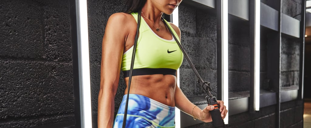 15-Minute Strength Training Jump Rope Workout