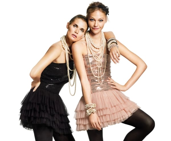 Fab Ad: H&M, Holiday '09