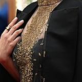 عباءة ناتالي بورتمان من علامة ديور في حفل الأوسكار 2020