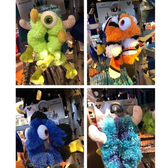 Disney Scrunchies at Epcot