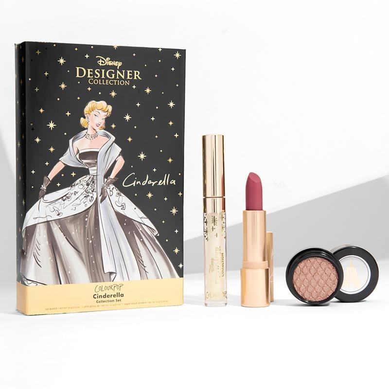 ColourPop Cinderella Collection