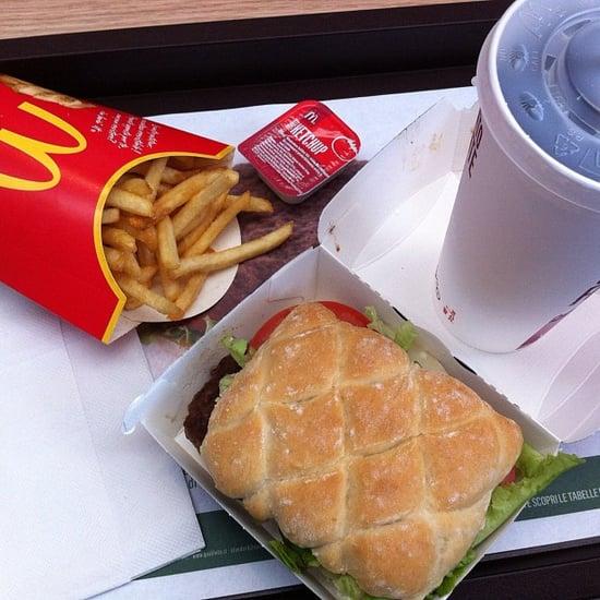 McDonald's International Foods