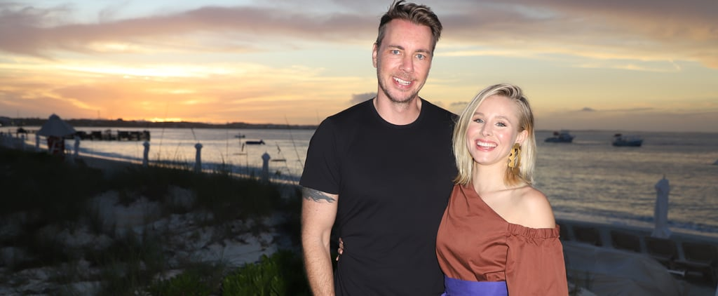 Kristen Bell Admits She and Dax Forgot Their Anniversary