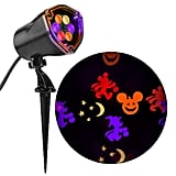 Disney Mickey Halloween Outdoor Stake Light Projector