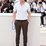 Ryan Gosling at the Lost River Photocall