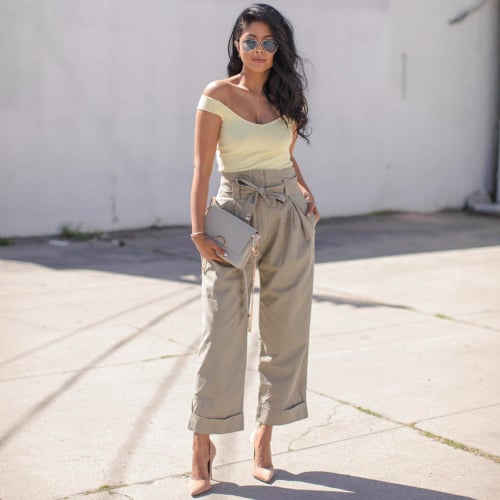 Best Dressed Starring Wide-Leg Pants