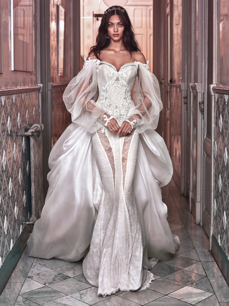 Beyoncé Vow Renewal Wedding Dress | POPSUGAR Fashion Photo 4