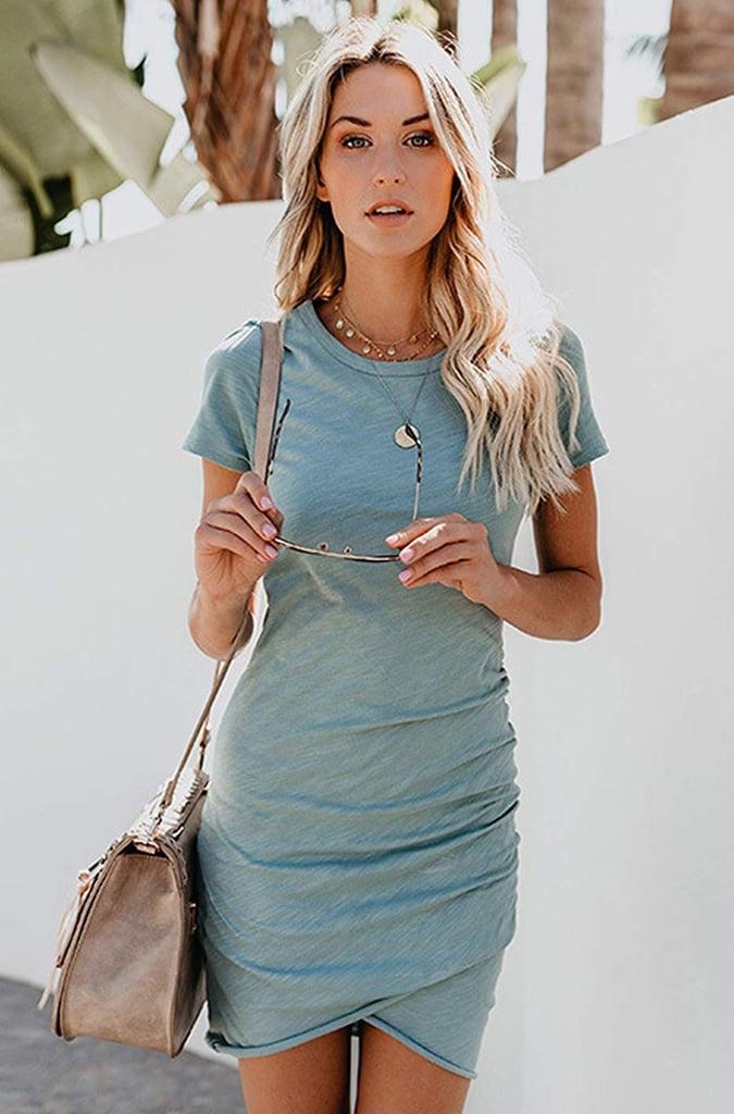 T-Shirt Dresses on Amazon