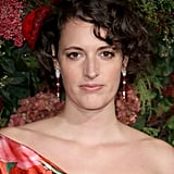 Phoebe Waller-Bridge at the Evening Standard Theatre Awards in 2018