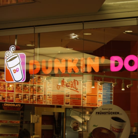 Dunkin' Donuts at Hillary Clinton's Campaign