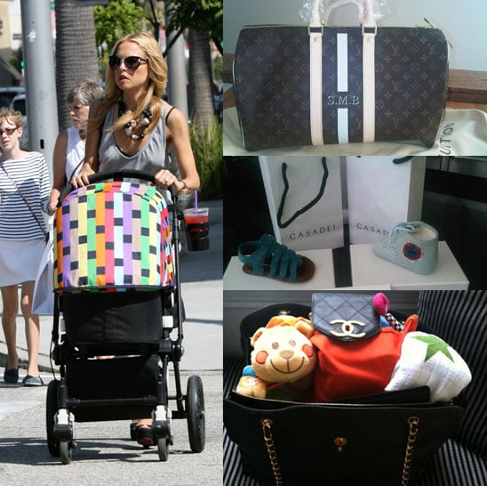 Rachel Zoe's Designer Picks For Baby Skyler Berman