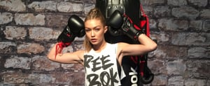 How Gigi Hadid Finds Balance in Her Life and In Her Refrigerator