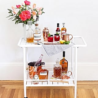 Bar Cart Styling Ideas