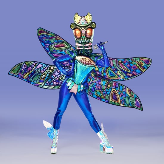 Who is the Dragonfly on The Masked Singer Australia?