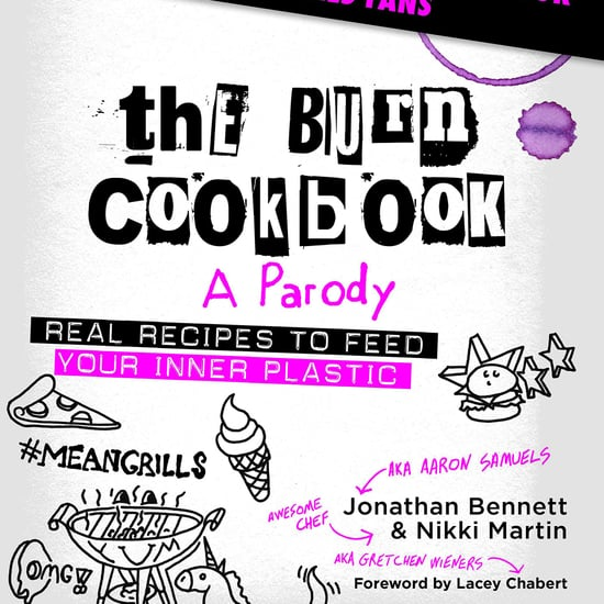 Mean Girls Burn Cookbook Details