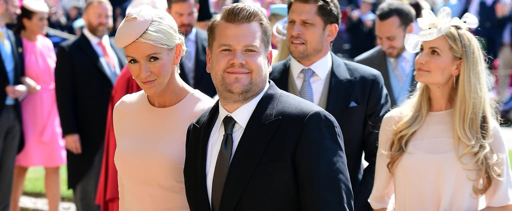 James Corden and Julia Carey Pictures