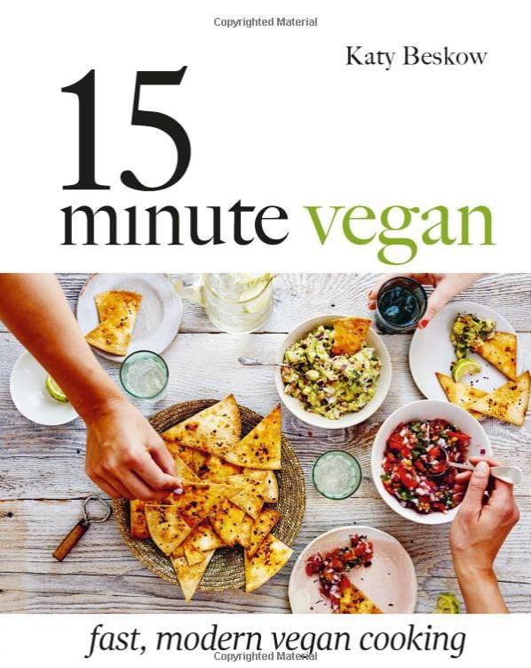 15 Minute Vegan
