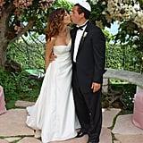 Adam Sandler and Jackie Titone