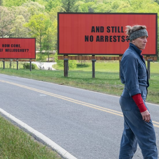 لقطات من فيلم Three Billboards Outside Ebbing, Missouri